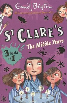 Clares,BLYTON ENID,Book,,A fantastic bumper volume of classic stories from a much-loved author. The O twins Manga Books, Children's Books, Enid Blyton Books, St Clare's, Famous Books, Tv Series, Twins, Author, Classic