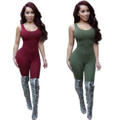 b7057cd40db Backless Jumpsuit Body Tank Top Sexy Romper Bodysuits Plus Size Rompers  Womens Jumpsuit Playsuit Overalls For Women Jumpsuits