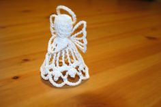 Itty Bitty Angels pattern by Jo Ann Maxwell