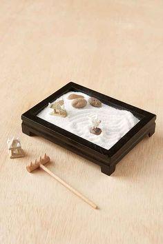 Mini Zen Garden $12