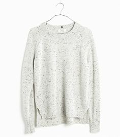 Madewell Cashmere Convertible Turtleneck Sweater