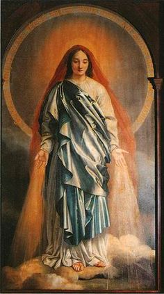 Our Blessed Mother, MARY