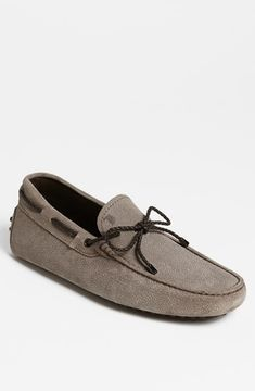 Tod's 'Laccetto' Driving Shoe on shopstyle.com