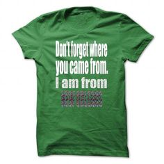 Don't Forget Where You Came From I Am From New Orleans T Shirts, Hoodies. Get it here ==► https://www.sunfrog.com/States/Limited-Edition-Limited-Edition-Limited-Edition-Dont-Forget-Where-You-Came-From-I-Am-From-New-Orleans-Green-22551537-Guys.html?41382 $19
