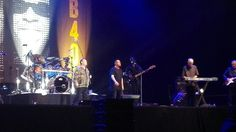 UB40 live in Johannesburg last night. So so so good. I love reggae..couldn't stop dancing. My king of vibe. My kind of music.