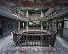 Atrium, Farwell Building - Detroit