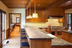 Two level bar Grey Countertops, Granite, Home Decor Kitchen, Kitchen Dining, Kitchen Ideas, Staining Cabinets, Cabinet Stain, Traditional Kitchen, Kitchen Organization