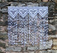 24 rideaux crochet tricot en 2021