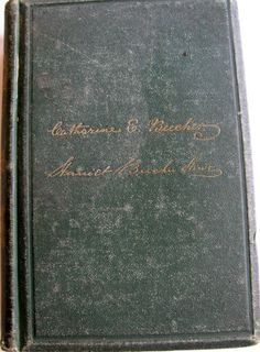 The American Woman's Home by Catharine by victoriansentiments, $60.00