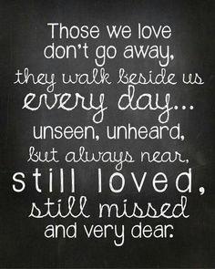 In loving memory of Teresa♥