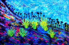 Buy Belize Reef III, Acrylic painting by Paul J Best on Artfinder. Discover thousands of other original paintings, prints, sculptures and photography from independent artists.
