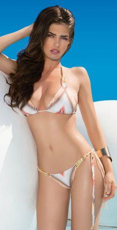Lady Lux 2015 Tribal Temptation Bikini