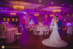 Wedding La Jolla Ballroom - Photography by Santy Martinez