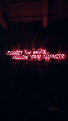 New Quotes Wallpaper Neon Ideas