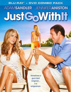 Just Go with It (Two-Disc Blu-ray/DVD Co Blu-ray  | eBay