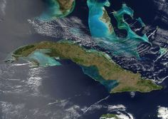 Fires in Cuba by NASA Goddard Photo and Video, via Flickr