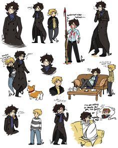 Sherlock  :-)