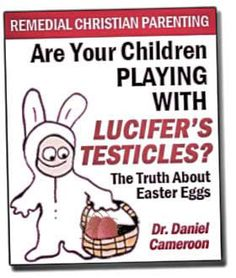 Funny stuff.  Most holidays that Christians celebrate come from pagan tradition.  Easter is one of the big ones.