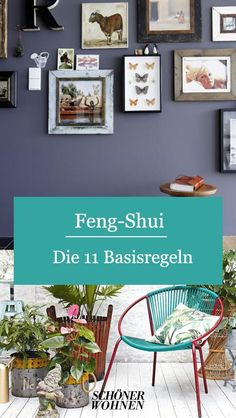 Feng Shui Tips, Decorating With Pictures, More Fun, Most Beautiful Pictures, Living Room Decor, Gallery Wall, House Styles, Frame, Home Decor