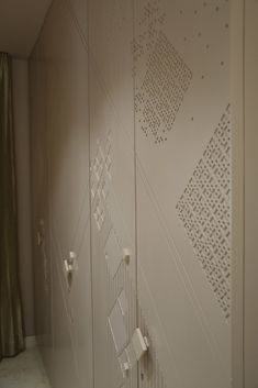 Modern Design Meets Traditional Mirror Art in This Bangalore Apartment is part of - This home boasts of mirror art, traditional furniture and contemporary design It has been designed by Land Studio, an interior designer in Bangalore Wall Wardrobe Design, Wardrobe Interior Design, Wardrobe Door Designs, Bedroom Closet Design, Bedroom Wardrobe, Wardrobe Doors, Closet Designs, Best Interior Design, Bedroom Furniture Design
