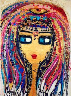 Canan Berber Art Online - 097 Canan Berber