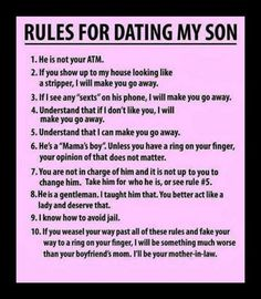 Dating rules lds