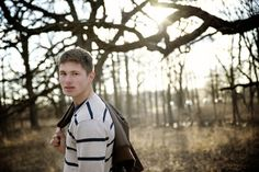 Senior Picture Poses For Guys | Creative Photography, Websites, Tips, Inspiration, Ideas & Contests ...