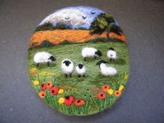 Handmade-needle-felted-brooch-Gift-The-September-Meadow-by-Tracey-Dunn
