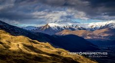 Southern Alps, Queenstown New Zealand