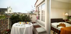 Relais Santa Croce — Florence Luxury Hotels | Tablet Hotels