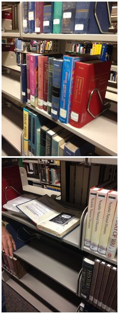 11 year old library cache.  It's nice to find caches that have survived the test of time.  (Pics from Debi Pea from https://www.pinterest.com/debipea/geocaching-clever-ideas/ stitched together by I.B. Geocaching & repinned to Creative Geocache Containers - pinterest.com/islandbuttons/creative-geocache-containers/)  #IBGCp