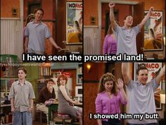 boy meets world.god i love this show Boy Meets World Quotes, Girl Meets World, Cory And Topanga, Funny Memes, Hilarious, Book Tv, Tv Quotes, Disney Memes, Make You Smile