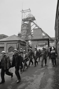1974: The three day working week miners walk out on strike