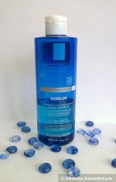 La Roche-Posay kerium extra gentle gel shampoo