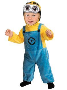 Costume Minion Dave™ per bebè   Questo costume da Dave™ è per bebè è 5f28766479c