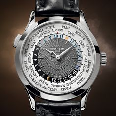 Patek Philippe has been producing some of the world's most coveted world time watches for nearly 80 years. At this year's Baselworld, however, the brand announced that it is retiring all existing references in its so-called Heure Universelle collection and launching a new, upgraded model i