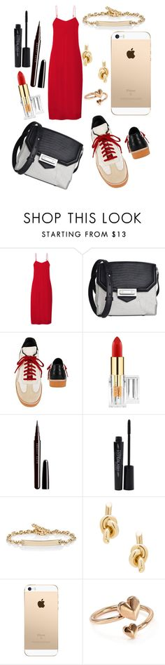 """""""Untitled #71"""" by cemlais22 on Polyvore featuring T By Alexander Wang, Alexander Wang, MAC Cosmetics, Marc Jacobs, Smashbox, Hoorsenbuhs, Balenciaga and Alex and Ani"""