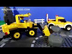 LEGO Police Chase 10751 Lego Police, Brick, Monster Trucks, Bricks