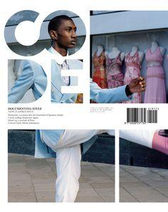 WHNI Preciosa portada de revista. Integrando la foto en la retícula.