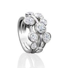 Diamond Solitaire Rings - Gold & Platinum Diamond Rings - Gemstone Rings | Boodles