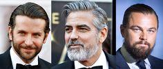 Los diferentes estilos de #barba de los famosos