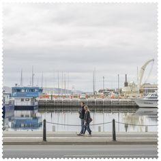 Harbourside in Hobart, 7000. #AustraliaConnected, #Australia, #Tasmania, #Hobart, #Harbour, #BatteryPoint, #postcode7000.