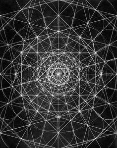 Sacred Geometry Series - Matt W. Moore