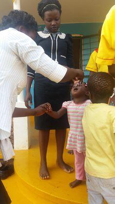 Očkování dětí v Ugandě | Lohas magazín
