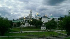 The heart of Russia