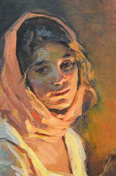 nicolae_vermont_ploiesti_3 Post Impressionism Art, Portrait Art, Portraits, Academic Art, Classical Art, Art Challenge, Funny Art, Art History, Art Gallery