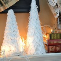 LUNAdei Creativi | Alberi di Natale in Feltro: 15 Bellissimi Pin! | http://lunadeicreativi.com