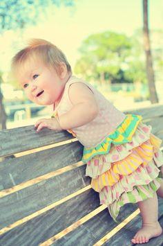 Babymode   Die besten gekleideten Babys   Kleider Star