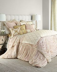 Magdaline Bedding by Sweet Dreams at Horchow.