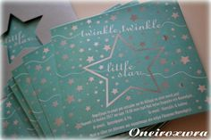 Little Star, Baby Things, My Boys, Baby Shower, Invitations, Future, Birthday, Crafts, Centerpieces